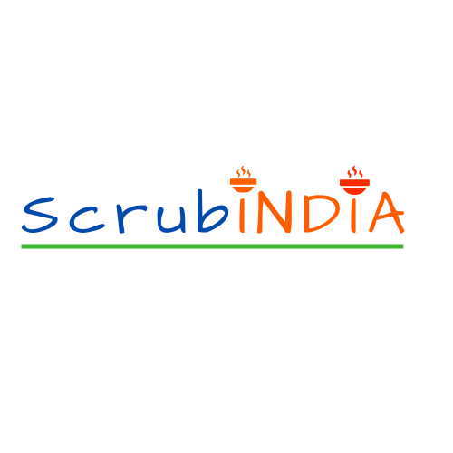 scrub india logo